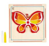 Hape Puzzle motýlek