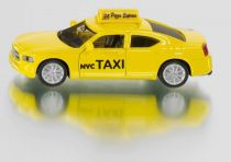 Siku Kovový model auta Taxi US