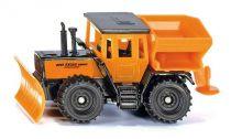 Siku Kovový model zimní úklidové vozidlo
