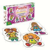 Alexander Puzzle pro nejmenší panenky