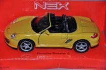 Welly - Porsche boxster S 1:34 žluté