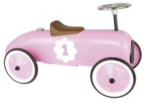 Dřevěné hračky Vilac Vintage odrážedlo růžové