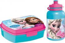 Small Foot Frozen Ledové království  láhev a krabička na potraviny