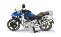 Kovový model - SIKU Super - BMW motorka