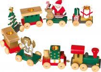 Vánoční dekorace - Vánoční vláček