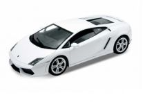 Welly - Lamborghini Gallardo LP560-4 1:24 bílé