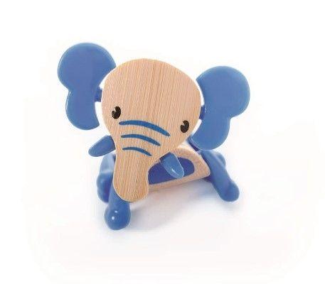 Dřevěné hračky Hape Dřevěná zvířátka slon
