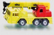 Kovový model auta - SIKU Blister - Hydraulický autojeřáb