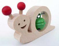 Muzikální hračky - Šnek malý