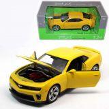 Welly - Camaro ZL1 1:24 žluté