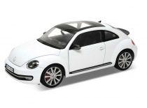 Welly - Volkswagen the Beetle 1:24 bílý