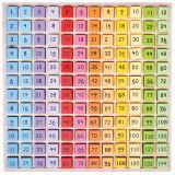 Bigjigs Toys Dřevěná tabulka počítání