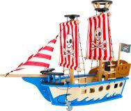 Small Foot Dřevěná pirátská loď Jack