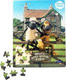Small Foot Ovečka Shaun dřevěné puzzle