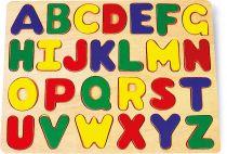 Small Foot Vkládací puzzle abeceda
