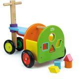 Dřevěné hračky Vilac Duhová tříkolka