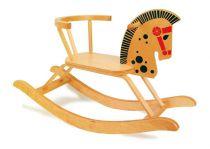 Dřevěné hračky Small Foot Dřevěný houpací kůň Small foot by Legler