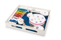 Dřevěné hračky Small Foot Dřevěné hračky hudební sada Květina Small foot by Legler