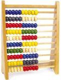 Dřevěné hračky Small Foot Školní pomůcky velké dřevěné počítadlo Small foot by Legler