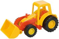 Dřevěné hračky Mini Compact traktor Lena
