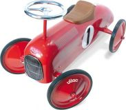 Dřevěné hračky Vilac Vintage odrážedlo krémové