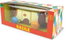 Dřevěné hračky Vilac Tahací pejsek Basil