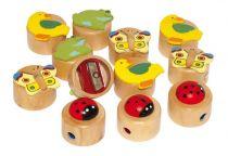 Dřevěné hračky Small Foot Ořezávátko zvířátka 1 ks Small foot by Legler
