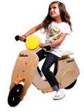 Dřevěné hračky Small Foot Odrážedlo motorka Wespe Small foot by Legler