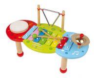 Dřevěné hračky Small Foot Dřevěné hračky xylofon Deluxe Small foot by Legler