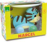 Dřevěné hračky Vilac Tahací kocourek Marcel