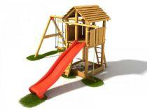 Dřevěné hračky Dřevěné dětské hřiště - Stavebnice hřiště Bimbo plus PA