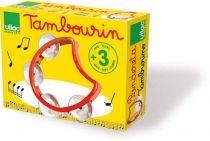 Dřevěné hračky Vilac Dětské Hudební nástroje Tamburína
