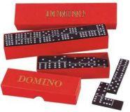 Dřevěné hračky Detoa Domino 28 kamenů