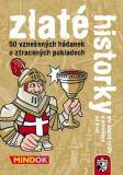 Dřevěné hračky Rodinné karetní hry - Zlaté historky Mindok