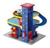 Dřevěné hračky Small Foot Dřevěná garáž parkovací dům Small foot by Legler