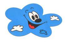 Dřevěné hračky DoDo Střední dřevěná dekorace mrak