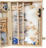 Dřevěné hračky Small Foot Kufřík dřevěné nářadí Deluxe Small foot by Legler