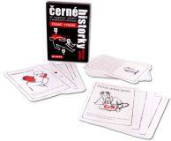 Dřevěné hračky Rodinné karetní hry - Černé historky: Skutečné příběhy Mindok