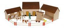 Dřevěné hračky Small Foot Farma život na venkově Small foot by Legler