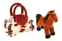 Dřevěné hračky Small Foot Dětská kabelka poník v kabelce Small foot by Legler