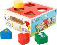 Dřevěné hračky Small Foot Snoopy vkládání tvarů Small foot by Legler