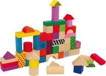 Dřevěné hračky Small Foot Dřevěné kostky Philip Small foot by Legler