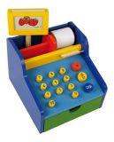 Dřevěné hračky Small Foot Dětská pokladna profi Small foot by Legler