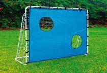 Dřevěné hračky Small Foot Fotbalová branka a stěna v jednom Small foot by Legler