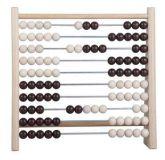 Dřevěné hračky Detoa Počítadlo dřevěné kuličky