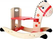 Dřevěné hračky Small Foot Dřevěný houpací koník hvězda Small foot by Legler