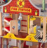 Dřevěné hračky Kidkraft dřevěný Deluxe set hasiči