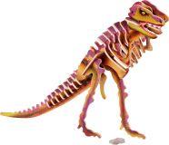 Dřevěné hračky - 3D puzzle Tyrannosaurus