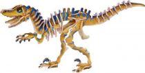 Dřevěné hračky - 3D puzzle Velociraptor