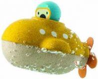 Plantoys dřevěná hračka - Ponorka